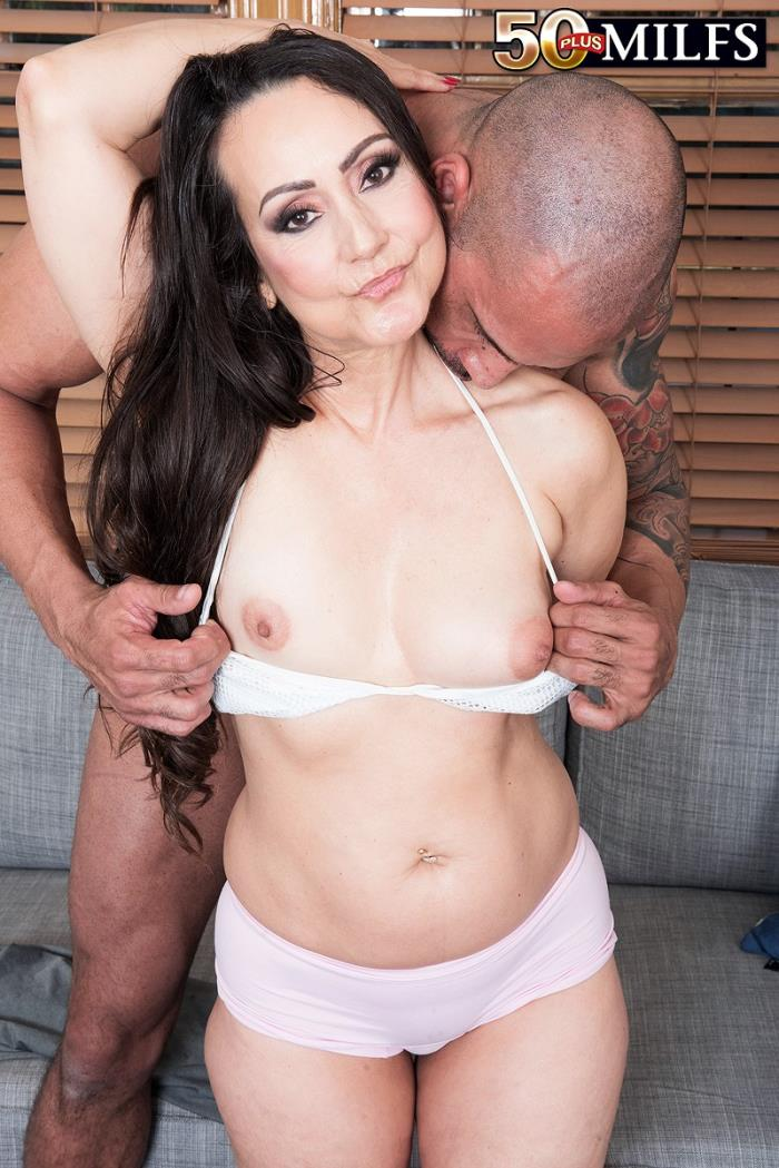 50PlusMilfs/PornMegaLoad - Talia Williams [Talia gets ass-fucked by her personal trainer] (FullHD 1080p)