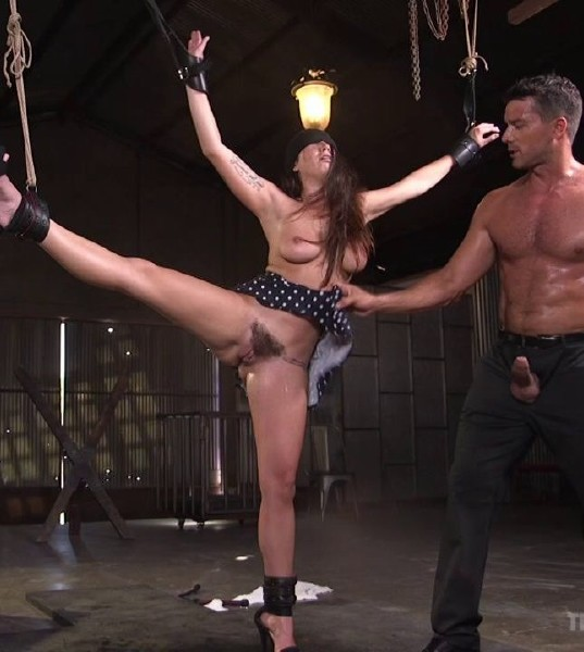 TheTrainingOfO/Kink -  Karlee Grey  - Karlee Grey, Begging in Bondage  [HD 720p]
