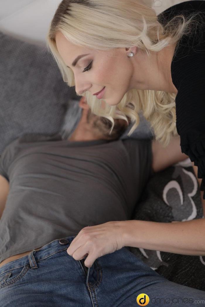 DaneJones.com / SexyHub.com - Nathaly Cherie - Passionate couple sex and creampie [SD, 480p]