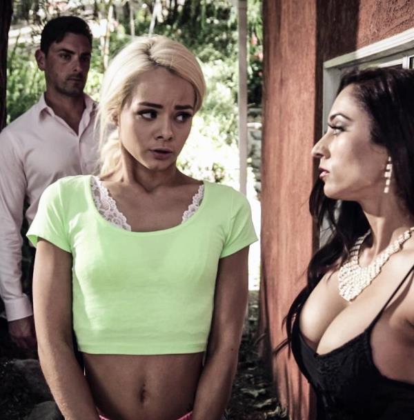 Reena Sky, Elsa Jean, Ryan Driller - Girl Tagging (PureTaboo)  [FullHD 1080p]