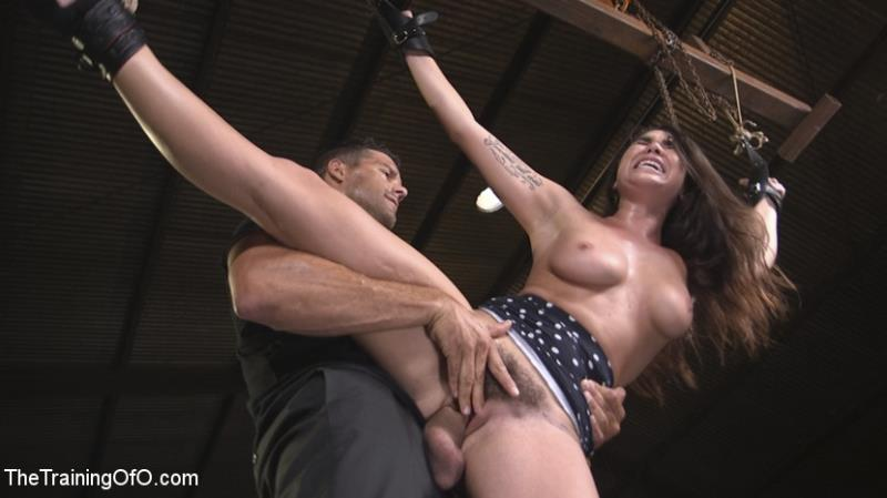 TheTrainingOfO.com / Kink.com: Karlee Grey, Begging in Bondage [SD] (633 MB)