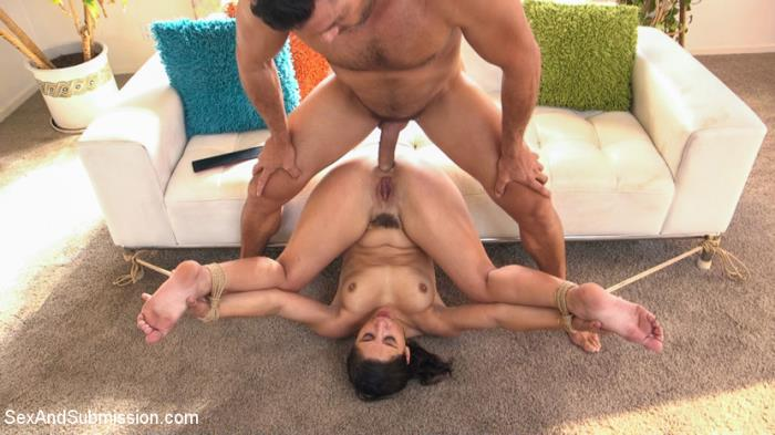 Abella Danger - Anal Artist (SexAndSubmission, Kink) HD 720p