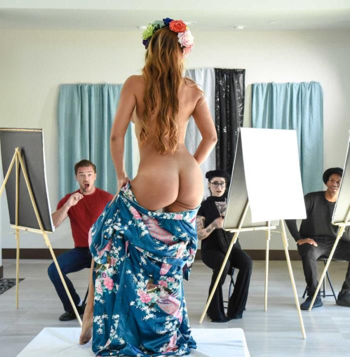 Brazzers/BigButtsLikeItBig -  Mercedes Carrera - The Art Of Anal  [HD 720p]
