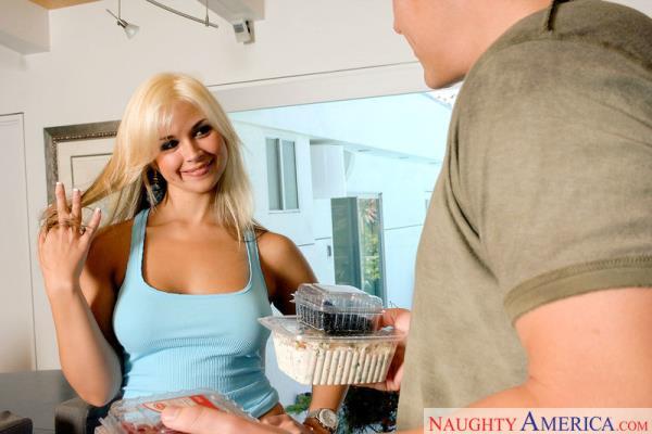 NeighborAffair, NaughtyAmerica - Sarah Vandella [SD, 480p]