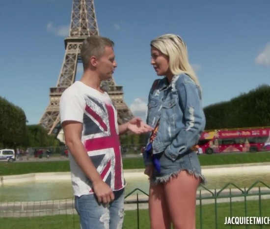 Sienna - (JacquieEtMichelTV) Sienna, 27ans, visite Paris ! [HD 720p] - French