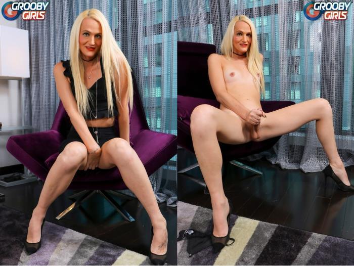 Brooke Zanell / TS Brooke Zanell! (GroobyGirls) HD 720p