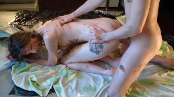 Scat Fucking Adventures - Part 1 (FullHD 1080p)