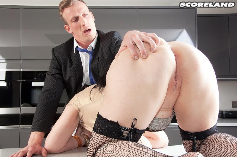 ScoreHD.com / PornMegaLoad.com / Scoreland.com: Sabrina-Jade - Big Tit Inspector [FullHD] (730 MB)