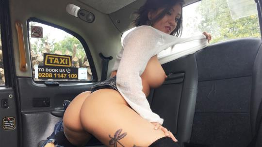 FakeTaxi, FakeHub: Betty Foxxx - Spanish lady with great sexy body (SD/480p/337 MB) 26.09.2017