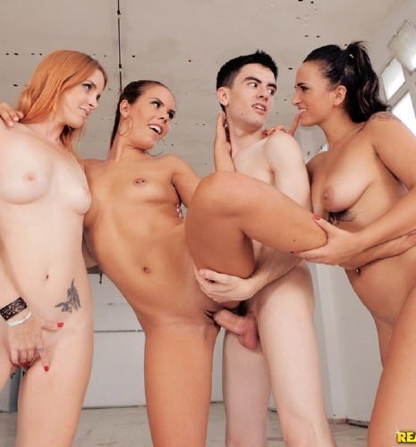 Gala Brown, Claudia Bavel, Irina Vega ~  Wildlife Photography  ~ EuroSexParties / RealityKings ~   SD 432p