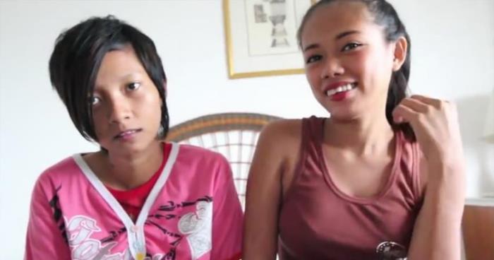 Nica Sally ~  Nica Sally Her Gf  ~ AsianSexDiary ~   HD 720p