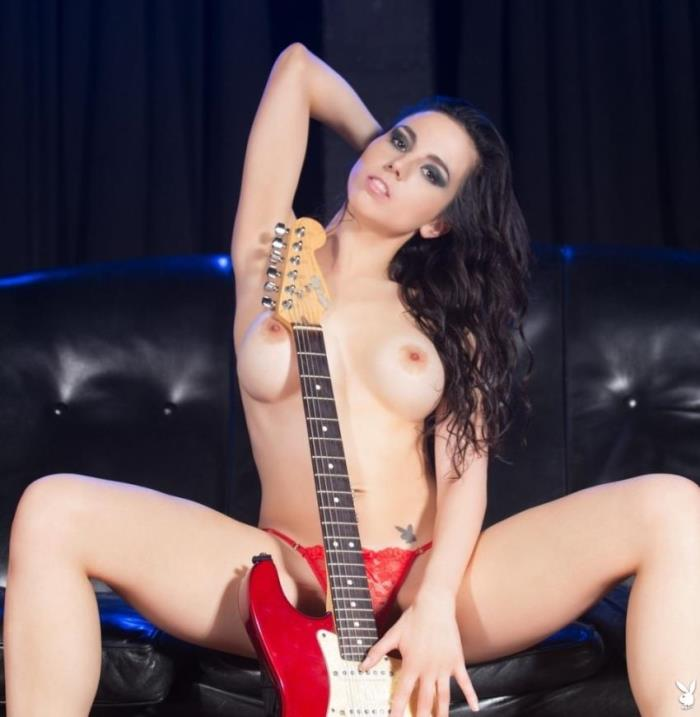 PlayBoyPlus - Flavia De Celis - Bad To The Bone [FullHD 1080p]
