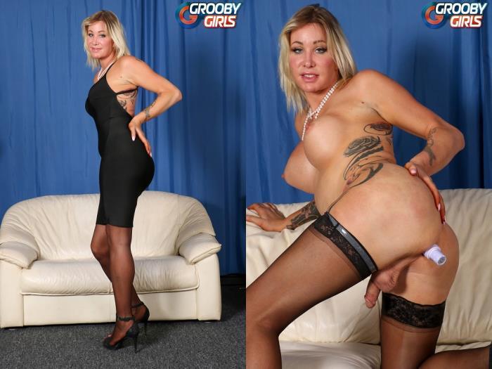 Josie Wails Toys Her Ass! (GroobyGirls) HD 720p