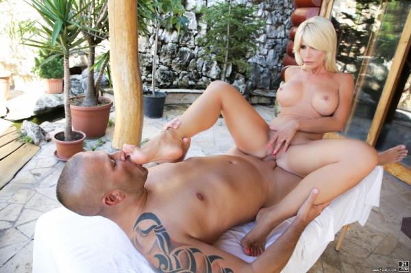 Footsie Babes, 21Sextury Network, 21Sextury - Tiffany Rousso - Diamond Toes [SD, 400p]