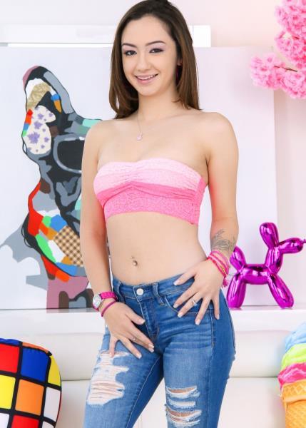 Lily Jordan - Fresh Young Pussies 2, Scene 1 (Teen) - EvilAngel   [HD 720p]