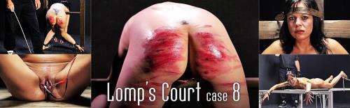 Case 8 - Maximilian Lomp, Hannah Robertson, Vanessa (SiteRip/ElitePain.com/FullHD1080p)