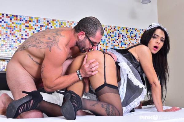 Hanna Rios - A Horny Maid (Pinkotgirls)  [FullHD 1080p]