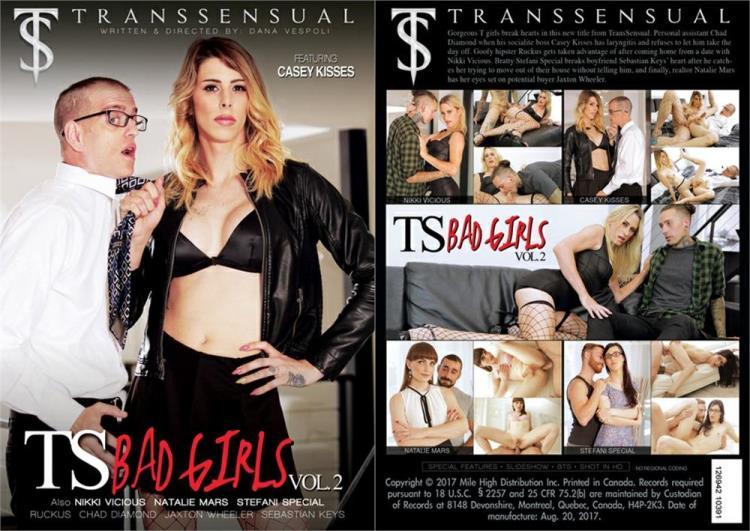 TS Bad Girls Vol. 2 (20.09.2017) [Transsensual / HD]