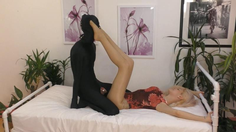 (Mummification / MP4) Mistress Helix - Fuck Me Chastity Boy TeaseAndThankYou.com - HD 720p