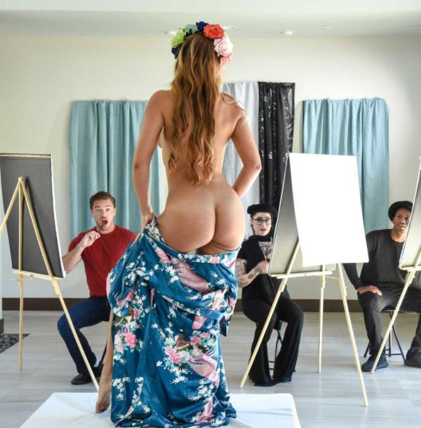 Mercedes Carrera - The Art Of Anal (Brazzers/BigButtsLikeItBig)  [HD 720p]
