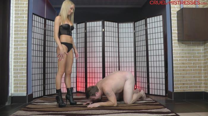 Mistress Ariel - Echoing Slaps (CruelAmazons, Cruel-Mistresses) FullHD 1080p