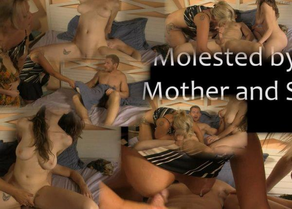 Molly Jane - Molested by my Mother and Sister (2015/HD)
