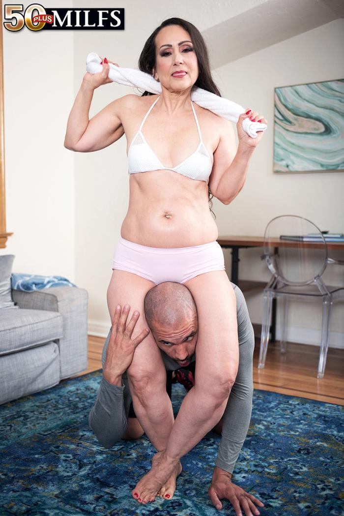 Talia Williams - Talia gets ass-fucked by her personal trainer (Milf) - 50PlusMilfs/PornMegaLoad   [HD 720p]