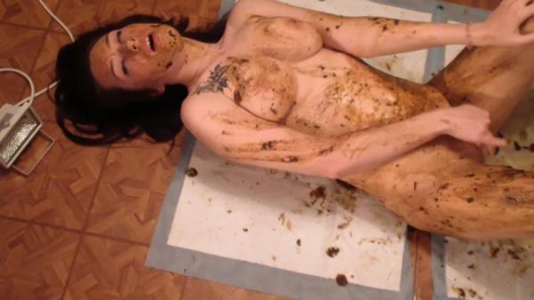 Scat Lesbians Gone Wild Part 2 (FullHD 1080p)