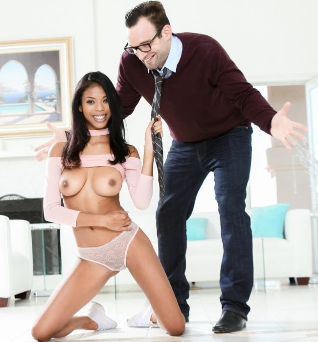 DevilsFilm - Nia Nicci - My New White Stepdaddy 18, Scene 3 [HD 720p]