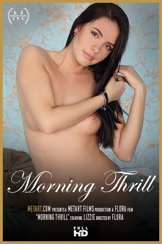 Lizzie- Morning Thrill  [FullHD 1080p] MetArt