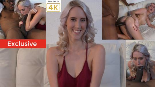 Interracialpass: Cadence Lux - Holy Shit! Blonde takes a BBC bigger than her ARM! (SD/400p/489 MB) 04.09.2017