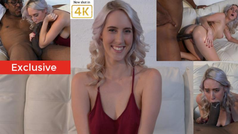 Interracialpass.com: Cadence Lux - Holy Shit! Blonde takes a BBC bigger than her ARM! [SD] (489 MB)