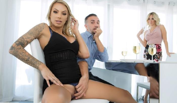 Juelz Ventura - Any Friend Of Yours Is A Friend Of Mine  - RealWifeStories/Brazzers   [SD 480p]