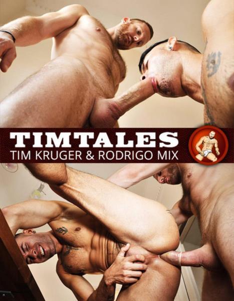 Tim Kruger, Rodrigo Mix - Tim fucks Rodrigo Mix (2017/HD)