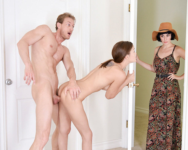 FamilyStrokes - Karter Foxxx - Cool Stepdad Lets It Slide [HD 720p]