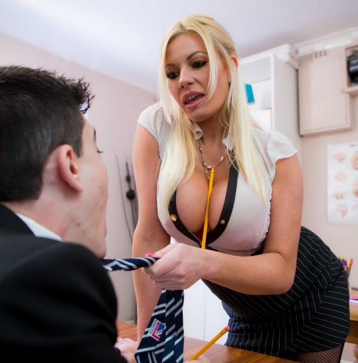 Brazzers - Michelle Thorne [Spanglish Lessons] (SD 480p)