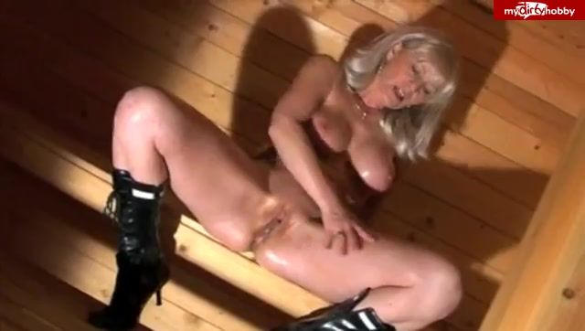 MyDirtyHobby/MDH - Amateur-Blondie - Rein in den Arsch [SD 362p]