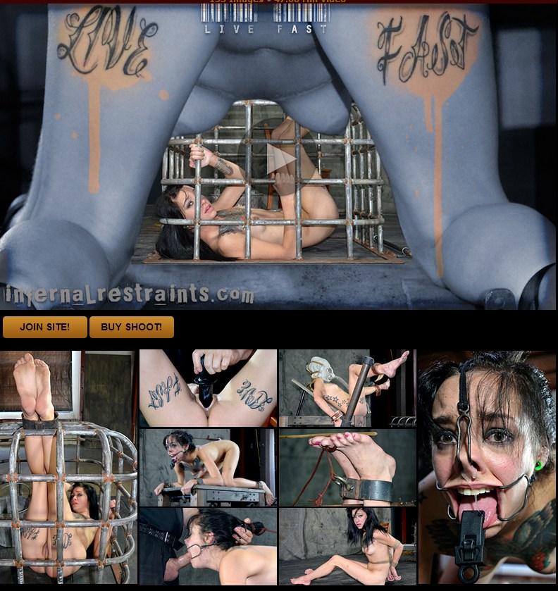 InfernalRestraints.com: Juliette Black - Live Fast [HD] (530 MB)