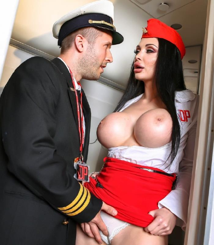 DigitalPlayground - Aletta Ocean, Nicolette Shea - Fly Girls: Final Payload Scene 2 [SD 480p]