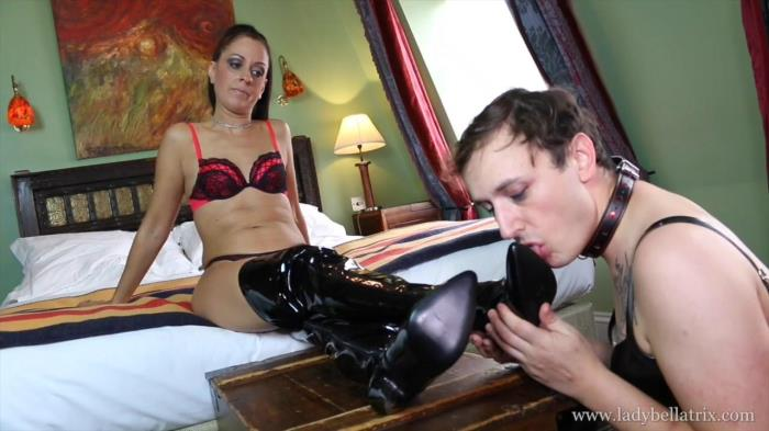 Clubstiletto.com - Lady Bellatrix - Boy From The Box [HD, 720p]