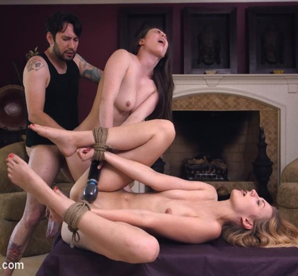 SexAndSubmission/Kink: Alexa Grace, Casey Calvert - Dirty Business  [SD 540p]  (3some)