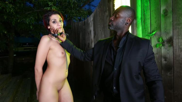 PD Laila - Hot interracial domination with beautiful German redhead slave Laila PT 1 [PornDoePremium, BadTimeStories / HD]