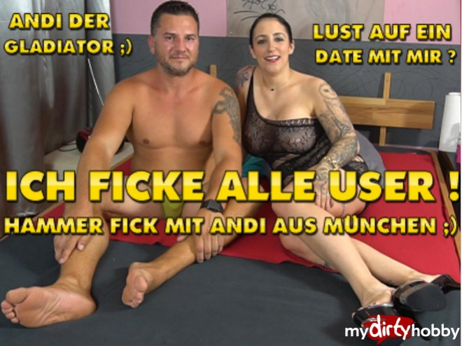 MyDirtyHobby/MDH: QueenParis - Ich ficke alle User  Hammer Fick mit Andi aus MA?nchen  I FUCK ALL USERS! Hammerfick with Andi from Munich  (FullHD/1080p/115.19 Mb)