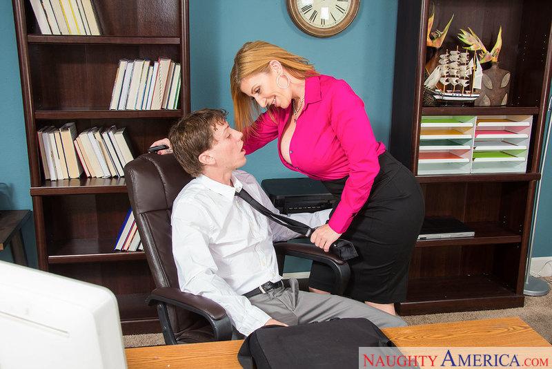 NaughtyOffice.com / NaughtyAmerica.com: Sara Jay [SD] (217 MB)