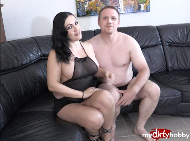 Elina-Love - Mein 1. User-Sex Treffen  My 1st User Sex Meeting (German) - MyDirtyHobby/MDH   [HD 720p]