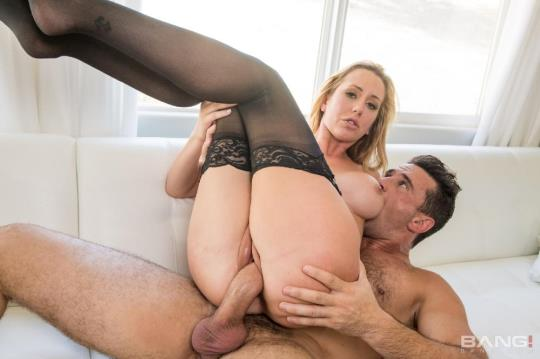 Bang Gonzo, Bang: Brett Rossi - Mature Blonde Brett Rossi Takes Monstrous Man-Meat And Thick Facial (SD/362p/131 MB) 29.09.2017