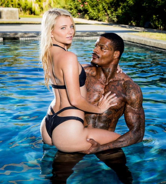 Blacked - Riley Star - My Boyfriend Wants Me To Do It  (720p / HD)