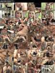 Gender X - Lena Kelly - T.S. Gangbang Auditions Lena Kelly [WebRip/HD 720p]