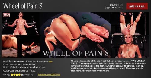 Wheel of Pain 8 - Bondage (SiteRip/ElitePain/HD720p)