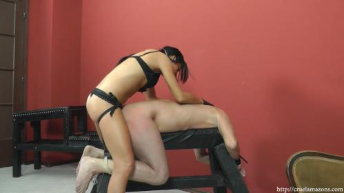 Mistress Dolores - Never enough! [HD, 720p] [Cruel-Mistresses.com]